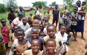 Kids from Mushapo
