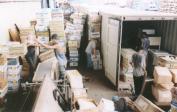 4. Unser zweiter Container: Douala in Kamerun
